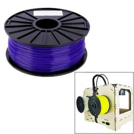 Bobine De Fil Pla 1.75 Mm Biod�gradable Imprimante 3d Filament Violet