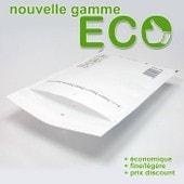 100 Enveloppes � Bulles Eco D/4 Format 180x260 Mm