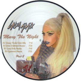 MARY THE NIGHT PART 2 - PICTURE DISC