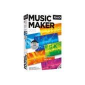 Magix Music Maker 2015 - Ensemble De Bo�tes - 1 Utilisateur - Dvd - Win - Fran�ais