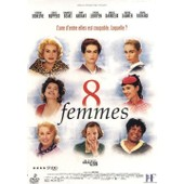 8 Femmes - �dition Prestige de Fran�ois Ozon