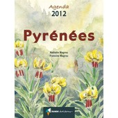 Pyr�n�es Agenda 2012 de Nathalie Magrou