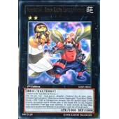 Carte Yu-Gi-Oh Shsp-Fr051 Num�ro 64 : Ronin Raton Laveur Sandayu Neuf Fr