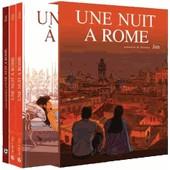 Une Nuit � Rome - Coffret En 2 Volumes : Tomes 1 Et 2 - Avec Les Dessous De Une Nuit � Rome de Jim