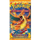 Paquet De 10 Cartes Pokemon Xy Etincelles