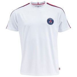 T-Shirt Psg - Collection Officielle Paris Saint Germain - Taille Adulte Homme