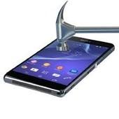 Prime Protection �cran En Verre Tremp� Inrayable Et Ultra R�sistant Indice Duret� 9h Haute Transparence Pour Pour Sony Xperia Z1 Compact