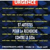 Urgence - Compilation : 27 Artistes Pour La Recherche Contre Le Sida