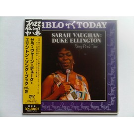 Duke Ellington Songbook 2 - Japanese import