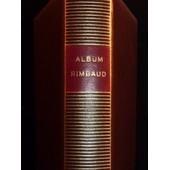 Album Rimbaud de RIMBAUD Arthur & COLLECTIF