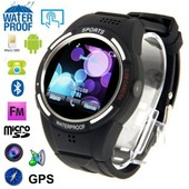 Montre T�l�phone Connect� Universelle Android Iphone Smartwatch Sport