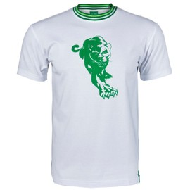 T-Shirt Asse - Collection Officielle As Saint Etienne - Football - Tee Shirt Taille Adulte Homme