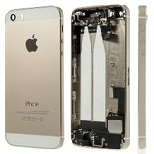 Coque Fa�ade Arri�re Ch�ssis Full Assembl�e Gold Champagne Pour Iphone 5s + Outils