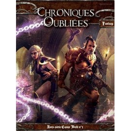 Hors-S�rie Casus Belli N�1 Chroniques Oubli�es Fantasy (Deluxe)