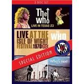 The Who - Special Edition (3 Discs) de Who