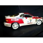 Toyota Celica Gt-4 Wrc 1992 Armin Schwartz