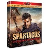 Spartacus : La Guerre Des Damn�s - L'int�grale De La Saison 3 - Blu-Ray de Michael Hurst