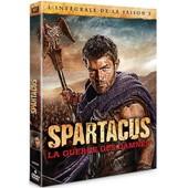 Spartacus : La Guerre Des Damn�s - L'int�grale De La Saison 3 de Michael Hurst