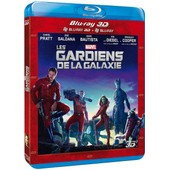 Les Gardiens De La Galaxie - Combo Blu-Ray3d + Blu-Ray2d de James Gunn