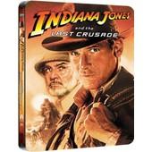 Indiana Jones And The Last Crusade (Steelbook Zavvi Avec Vf) de Georges Lucas