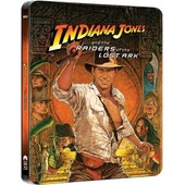 Indiana Jones And The Raiders Of The Lost Ark (Steelbook Zavvi Avec Vf) de Georges Lucas