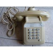 Telephone Socatel Beige A Touches