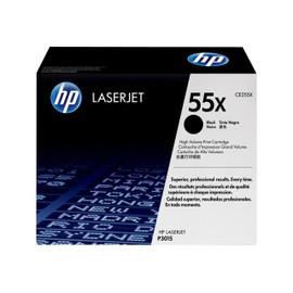 Hp Ce255xc - � Rendement �lev� - Noir - Original - Laserjet - Cartouche De Toner ( Ce255xc ) Contract - Pour Laserjet Enterprise P3015; Laserjet Managed Mfp M525; Laserjet Managed Flow Mfp M525