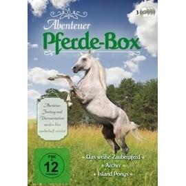 Abenteuer Pferde Box (3 Discs)
