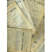 Lot De 14 Catalogues De La Librairie Gibert Jeune - Beaux Arts Occasions Et Dernieres Nouveautes - N�66 B Janvier 1963 + N�68 B Decembre 1963 + N�79b Juin 1967 + N�82 B Avril Mai 1969 + 84 B ... de COLLECTIF