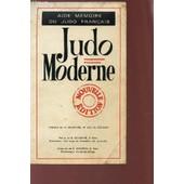 Judo Moderne - Aide-Memoire Du Judo Francais . de e couzini�