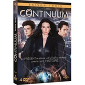 Continuum - Saison 3 de Pat Williams
