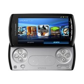 Sony XPERIA PLAY Noir Android 2.3