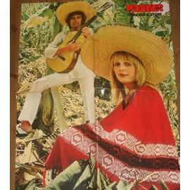 Poster 54x40cm Années 70 Magazine Poster Magazine : STONE et ERIC CHARDEN