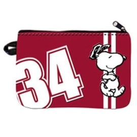 Pochette Snoopy Rouge