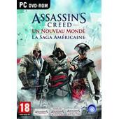 Assassin's Creed - Un Nouveau Monde : La Saga Am�ricaine