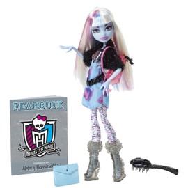Monster High Abbey Bominable Poup�e Mattel