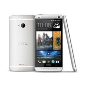 HTC One M7 argent�