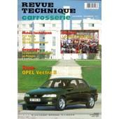 Vectra B Revue Technique Carrosserie Opel