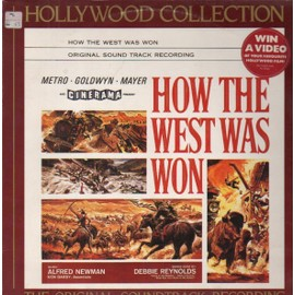 How The West Was Won, Hollywood Coll. Vol. 11 (WITH POSTER)[WITH POSTER]