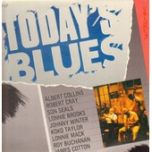 Today's Blues Volume 3 - Albert Collins, Lonnie Mack, Robert Cray, A.O.