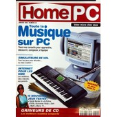 Home Pc N� 35 Du 01/01/1998 - Toute La Music Sur Pc - Simulateur De Vol - Internet Pour Les Kids - 15 Nouveaux Jeux Testes - Tomb Raider Ii - G-Police - Fifa - Screamer Rally - Zork - Myth - Manx T.T.