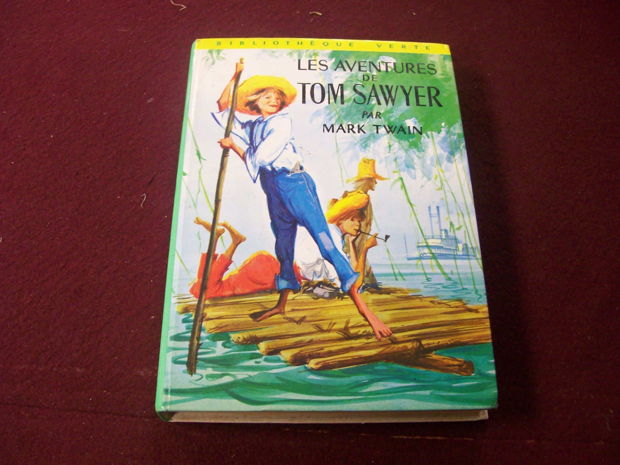 Les Aventures de Tom Sawyer - Mercure de France - 01/10/1974