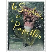 Le Scaphandre Et Le Papillon. V�ritable Affiche De Film De Cin�ma 40x60 Cm