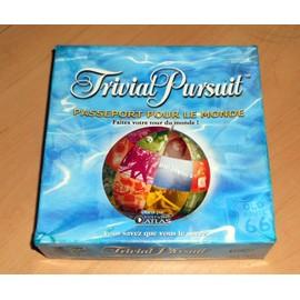 Trivial Pursuit Passeport Pour Le Monde - Format Voyage