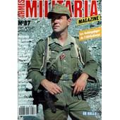 Armes Militaria Magazine N� 87 Du 01/10/1992 - Les Gebirgsjager De Lafrikakorps - Insignes - La Cavalerie Francaise En 40 - 1914 - 15 - Les Debuts De Drap Moutarde - Blindes - Le R 35 - Infirmier Us En 18 - Armes Blanches - Lespoigna...