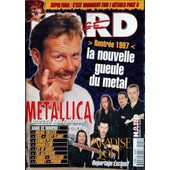 Hard Force N� 25 Du 01/09/1997 - Sepultura - Rentree 97 - Metallica - Dream Theater - Kiss - Gilby Clarke - Vanden Plas - Annihilator - Life Of Agony - The Gathering - Exodus - Biohazard - Prodigy - Primus - Paradise Lost.