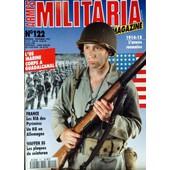 Armes Militaria Magazine N� 122 Du 01/09/1995 - 1914 - 18 - L'armee Roumaine - France - Les Ria Des Pyrenees - Un Kg En Allemagne - Waffen Ss - Les Plaques De Ceinturon.
