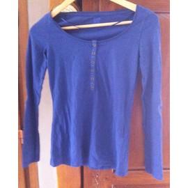 T-Shirt Bleu T Xs Pimkie Comme Neuf