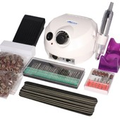 Kit Ponceuse Manucure Lime � Ongles Ponceuse Ongle 30000 Tr/Min