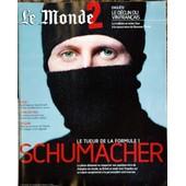 Monde 2 (Le) N� 36 Du 23/10/2004 - Le Declin Du Vin Francais - Gaza Par Goush Katif - John De Mol - Tarzan - Schumacher.
